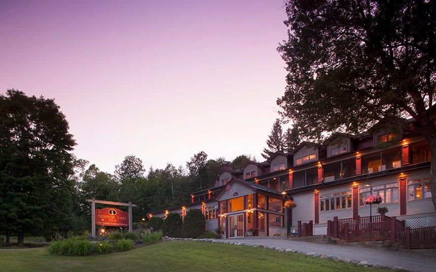 Upstate new york vacations romantic getaways near lake for Ny romantic weekend getaways