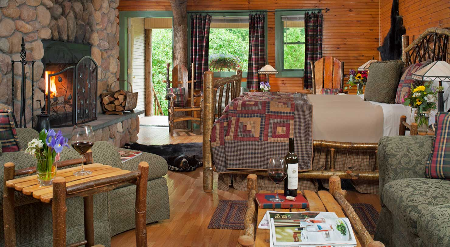 Romantic accommodations near lake george friends lake inn for Ny romantic weekend getaways