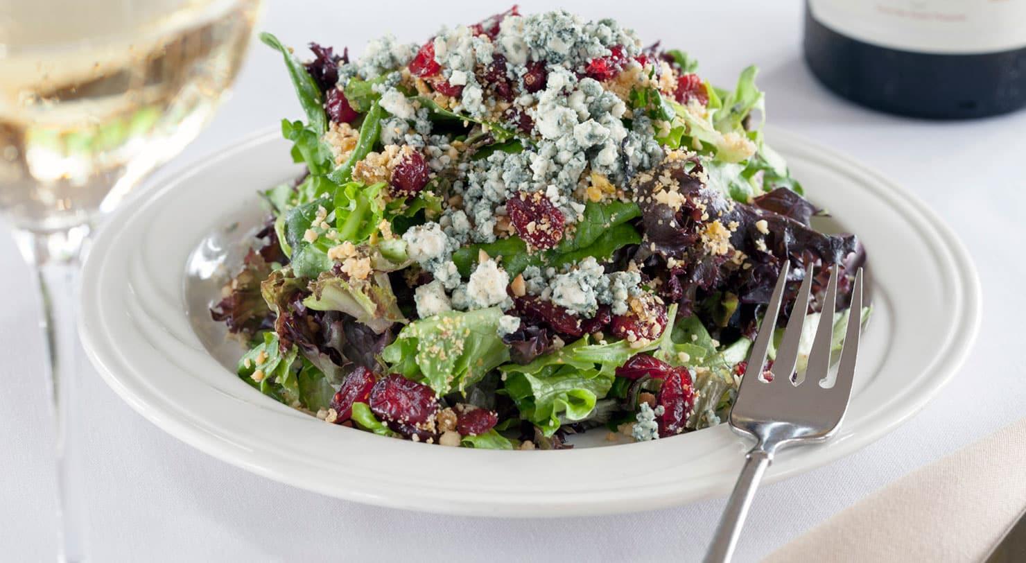 Aidrondack Restaurant - Salad