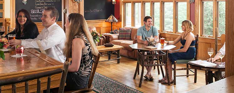 Adirondack Taproom - Wine Bar near Lake George