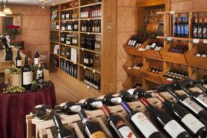 Wine Store in Adirondacks