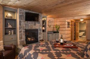 Luxury Adirondack Hotel