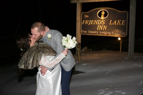 Elope in Upstate New York: Adirondack Weddings - Adirondack Hotel, Friends Lake Inn